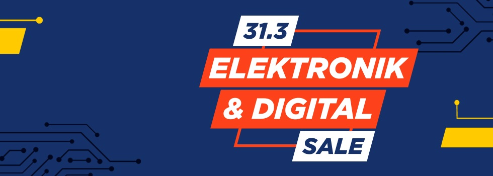 Diskon Shopee 31.3 Elektronik & Digital Sale