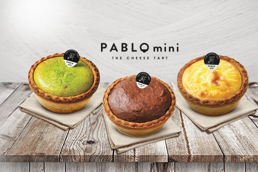 Pablo Cheesetart Promo Spesial BCA Card, Diskon 50%