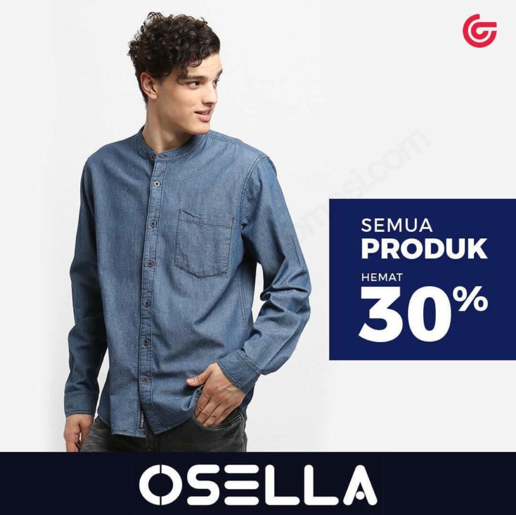 Diskon MATAHARI Department Store Promo Koleksi OSELLA Hemat hingga 30%
