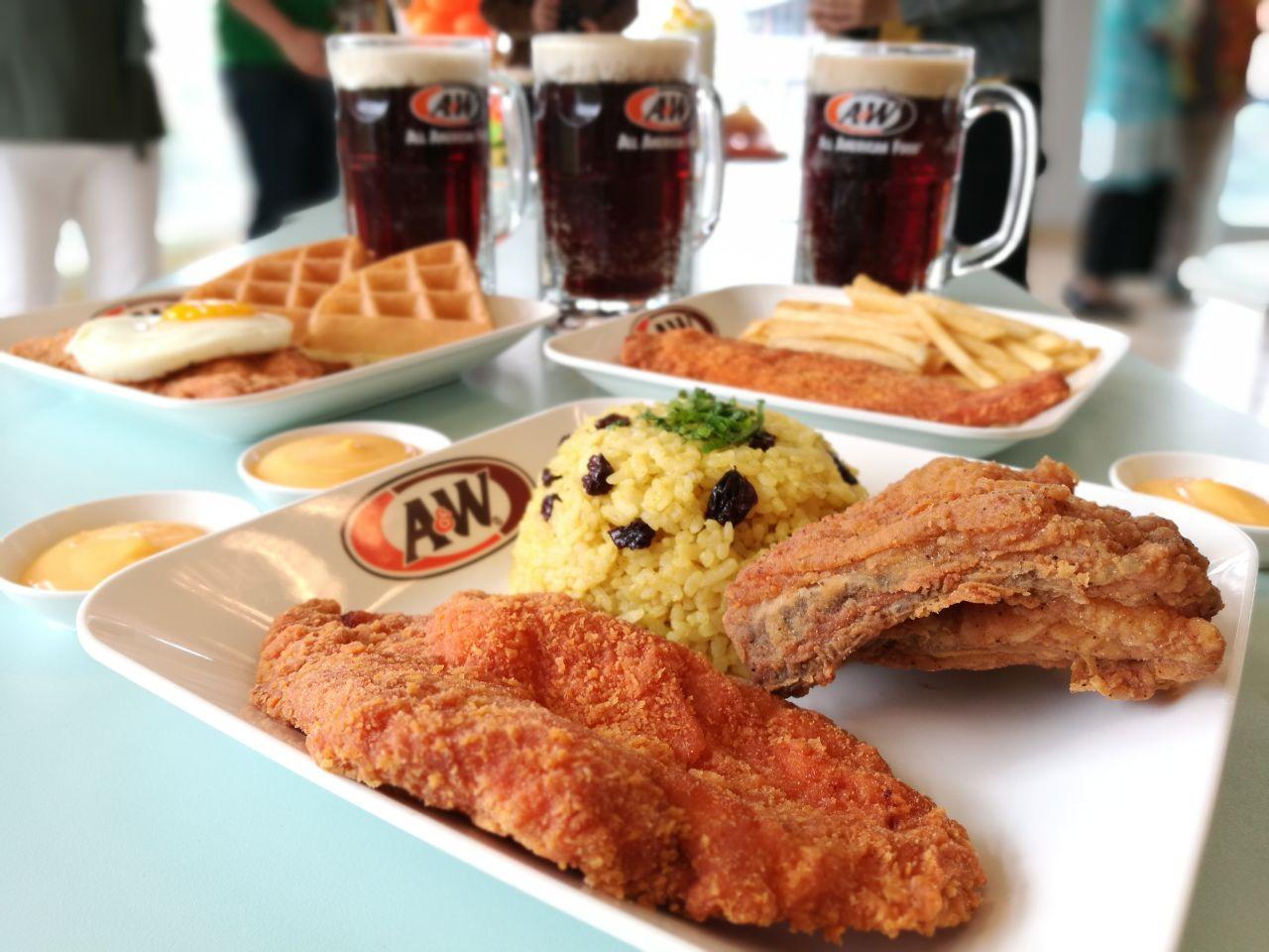 Diskon A&W Restaurant Promo Cashback 20% Dengan Gopay