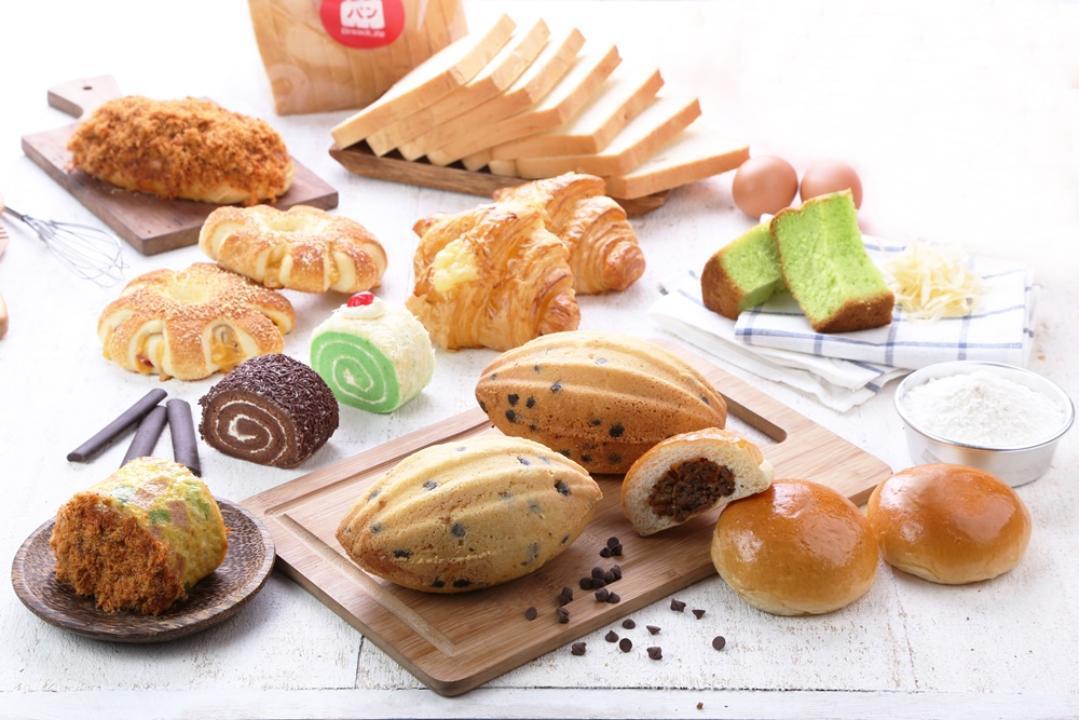 Diskon Breadlife Bakery Promo Spesial CASHBACK 20% Dengan GOPAY