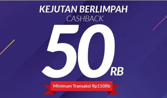 Ramayana Department Store Promo Cashback Rp. 50.000 Dengan OVO