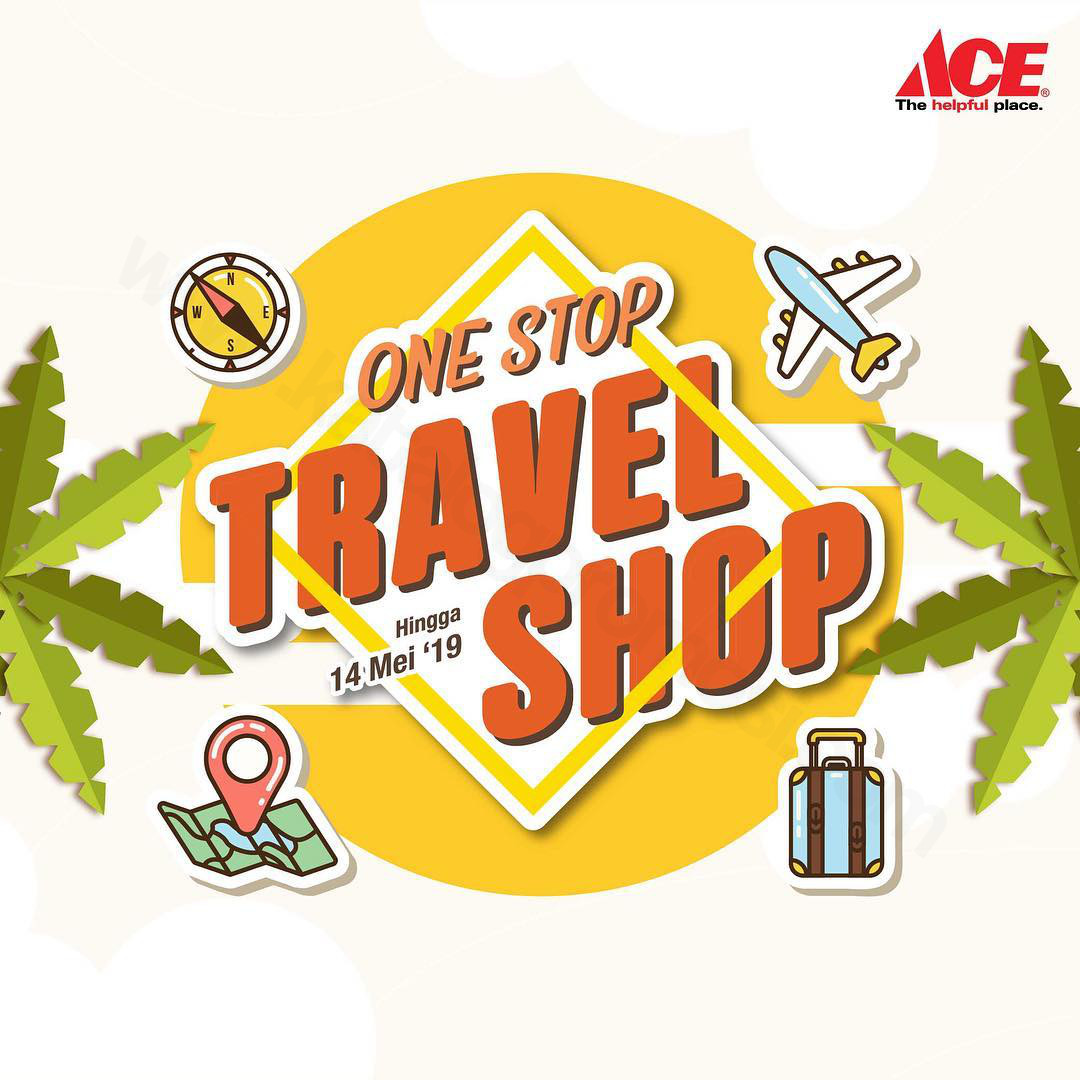 ACE Promo ONE STOP TRAVEL SHOP