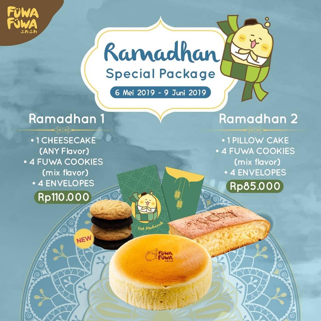 Diskon FUWA FUWA Promo Ramadhan Special Package – Harga mulai Rp. 85.000