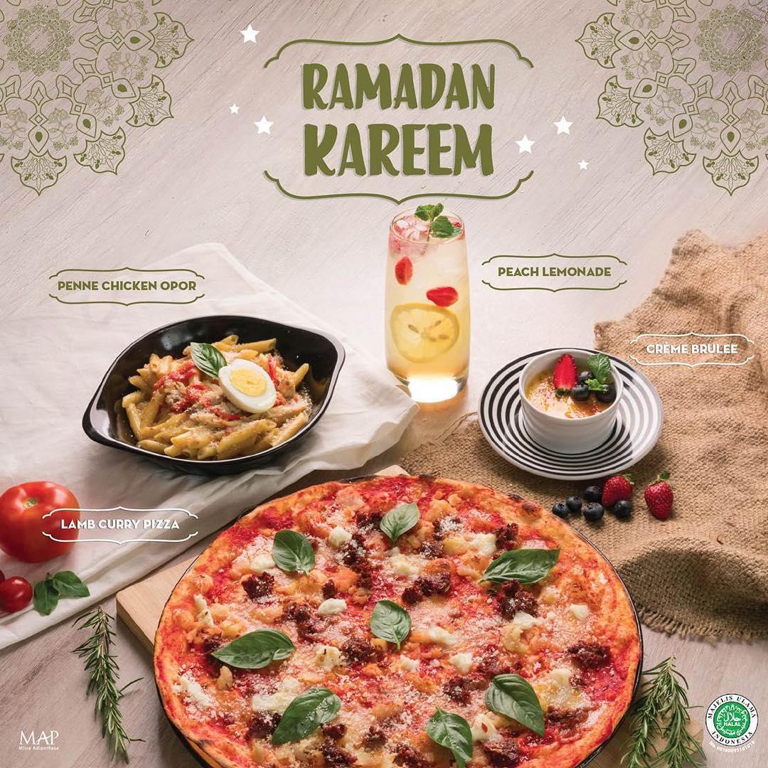 Diskon PIZZA MARZANO Ramadan special menu