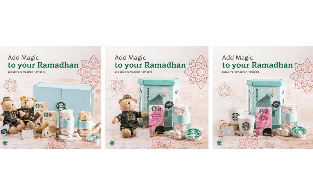 Diskon STARBUCKS Ramadhan Special Hampers