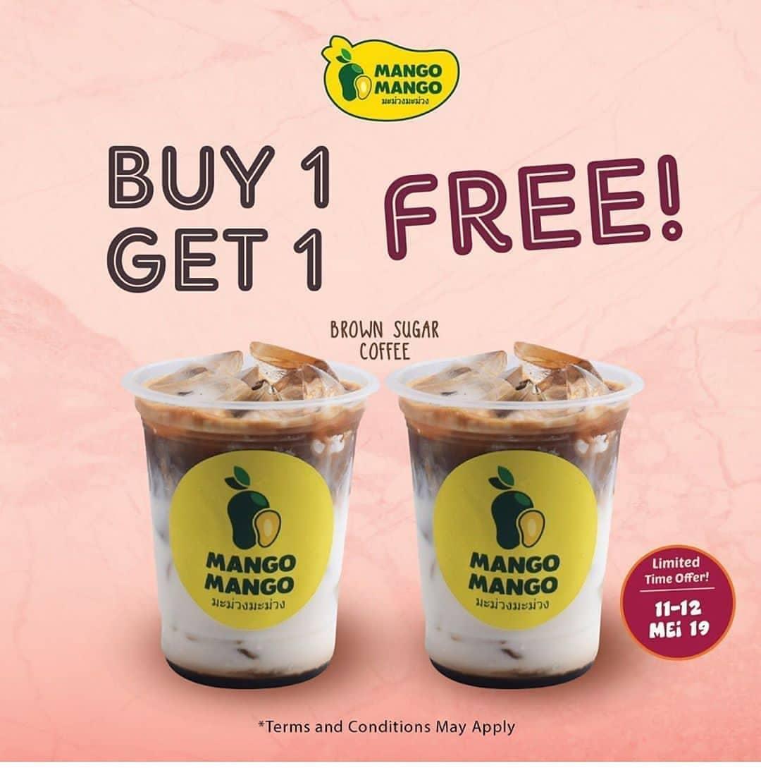 Mango Mango Promo SPESIAL RAMADAN, Buy 1 Get 1 Free