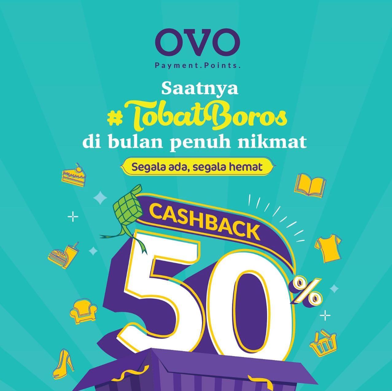 Old Chang Kee Promo CASHBACK 50% dengan OVO