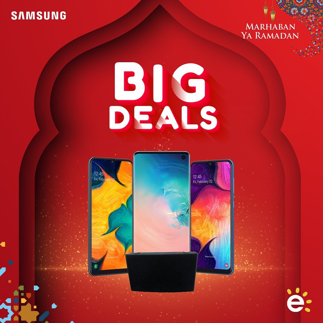 Diskon ERAFONE SAMSUNG BIG DEALS