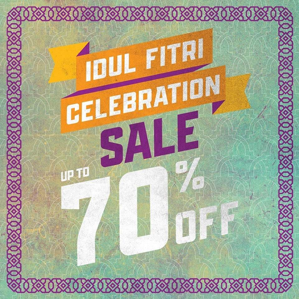 Diskon PAYLESS Promo IDUL FITRI SALE DISCOUNT up to 70% off