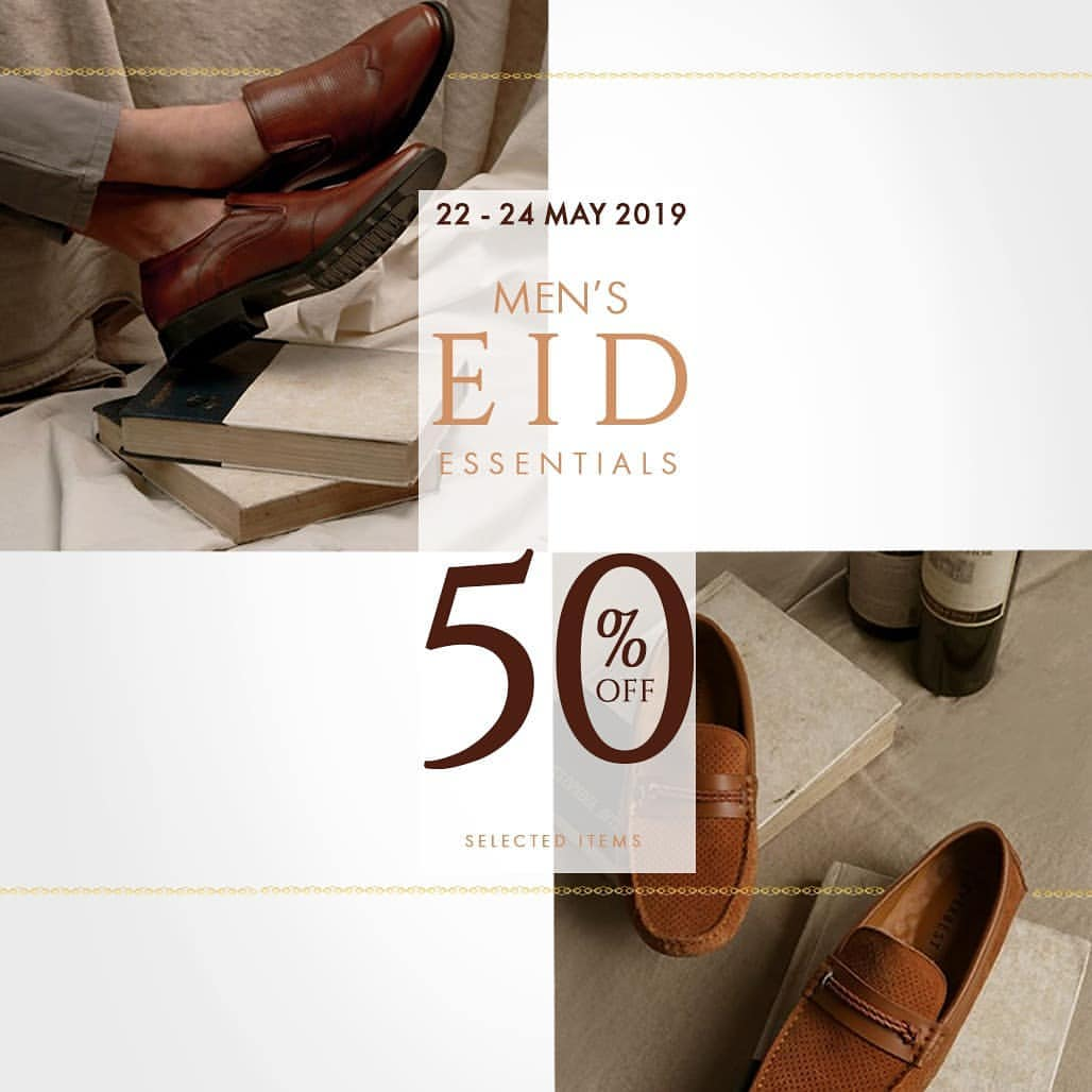 EVERBEST Promo Disc 50% Off on Everbest Men's Collection