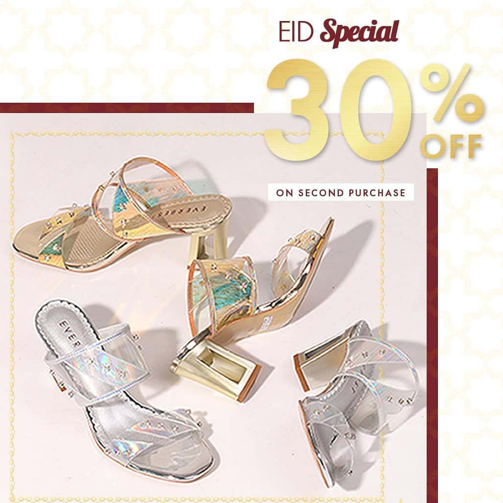 Diskon EVERBEST Promo 30% OFF for 2nd purchased item