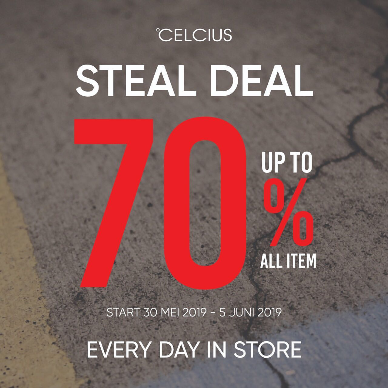 Celcius Promo Discount Up To 70% All Item