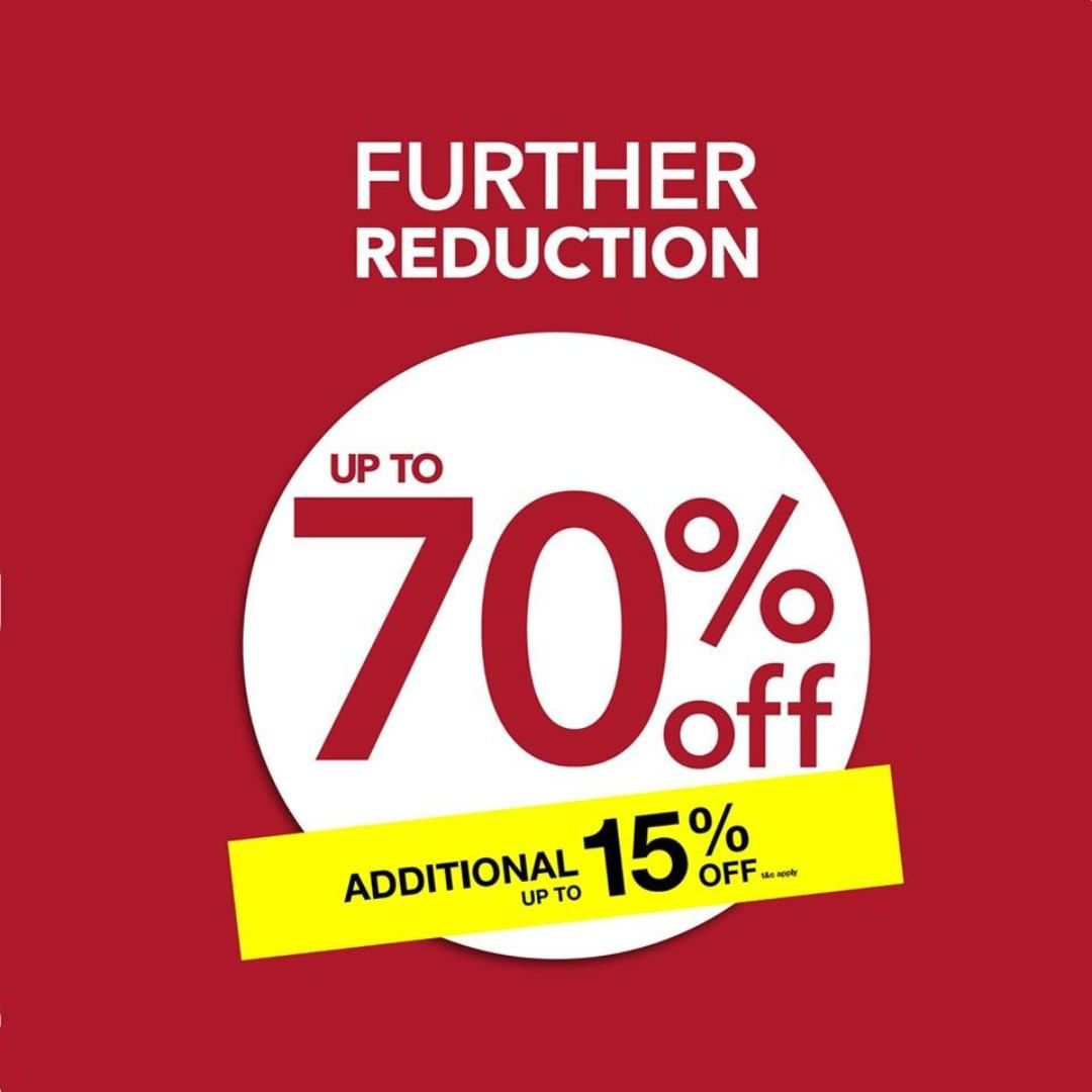 Diskon PAYLESS Shoesource Further Reduction Sale Up To 70% Off + Additional Disc Up To 15% Off