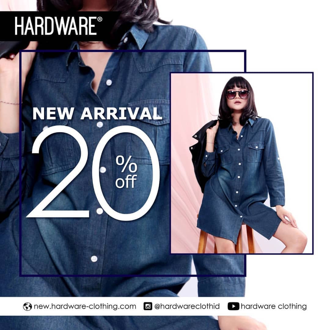 Diskon HARDWARE Diskon Up to 20% Off For New Arrival