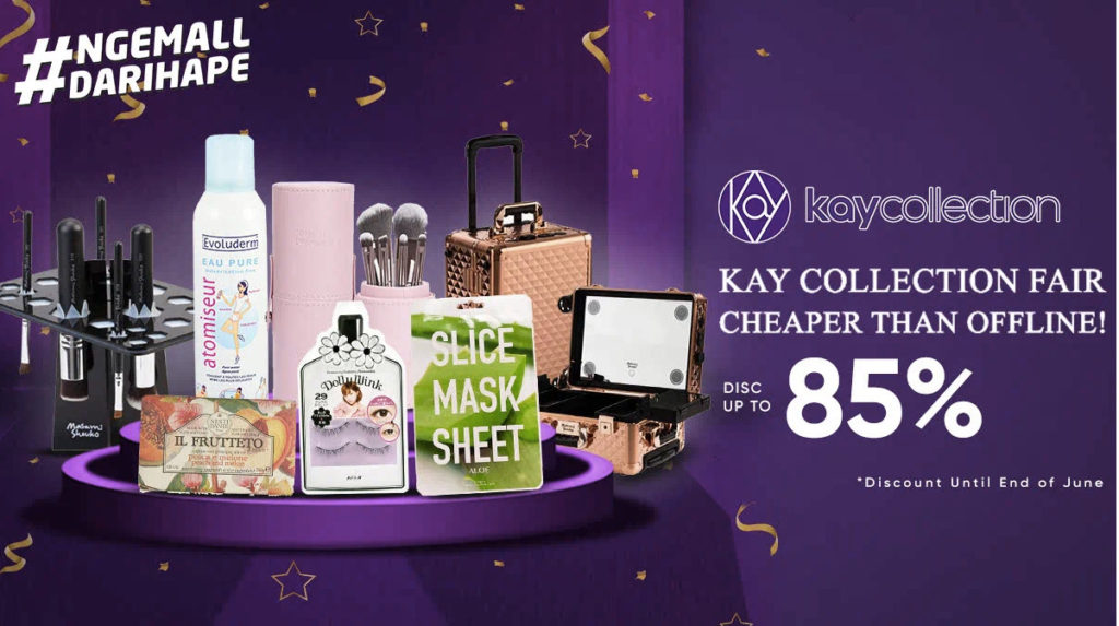 iLOTTE.COM Promo KAY COLLECTION Fair Disc up to 85%