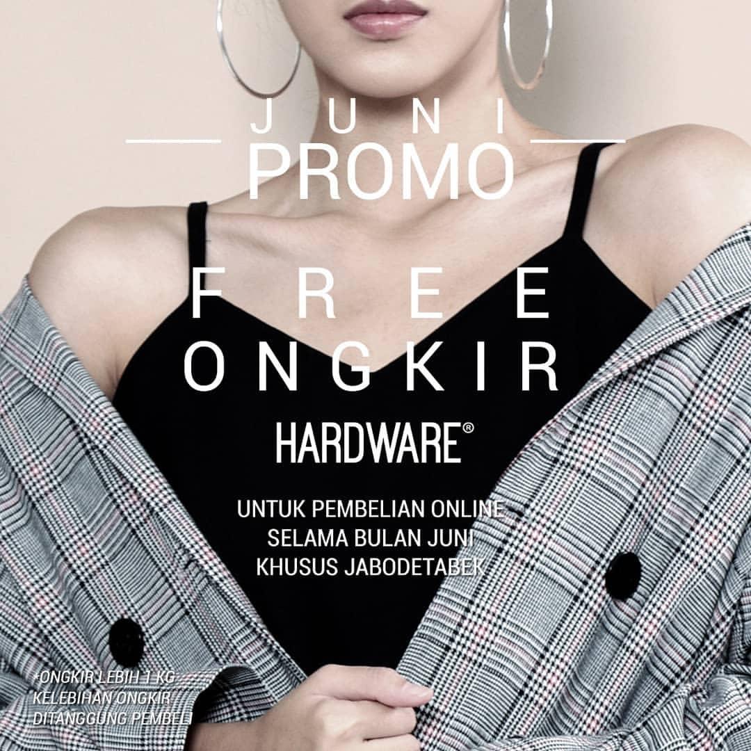 HARDWARE CLOTH Juni Promo Free Ongkir Setiap Pembelian Online