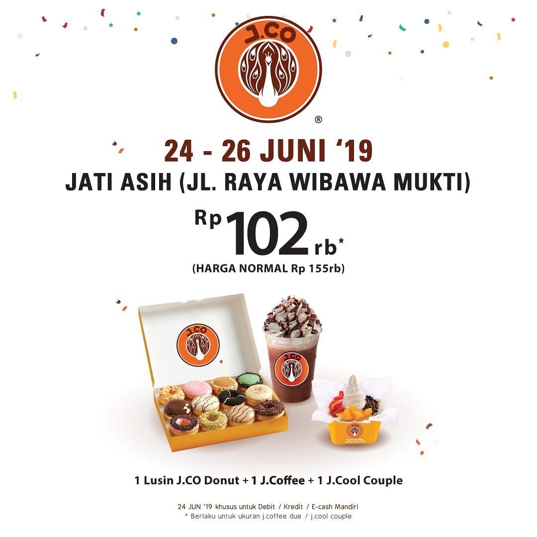 JCO Ramayana Mall Opening Promo