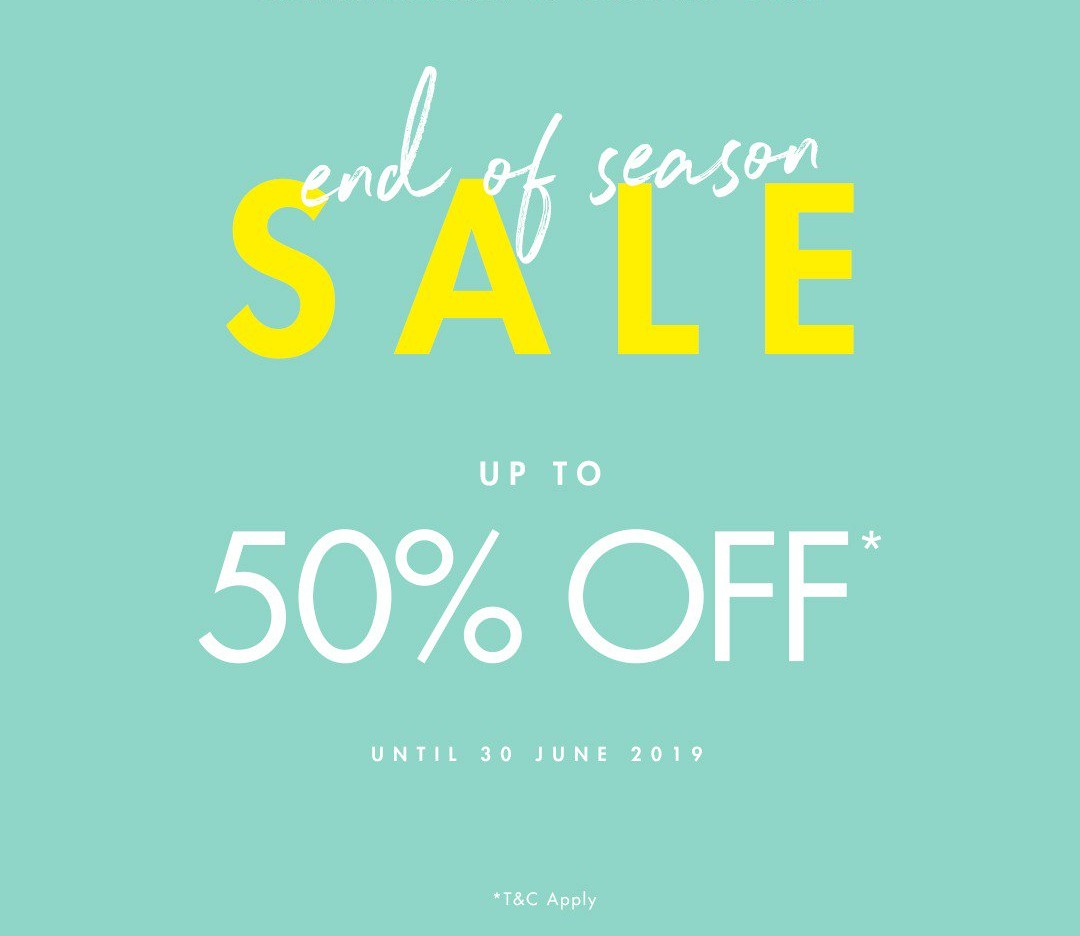 Diskon BERRYBENKA Promo End of Season SALE Up to 50% off