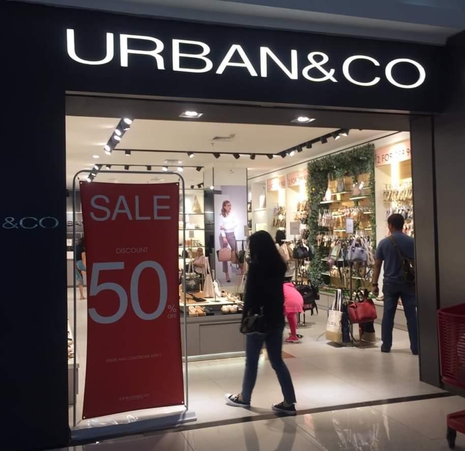 Urban&Co Promo Diskon Hingga 50%