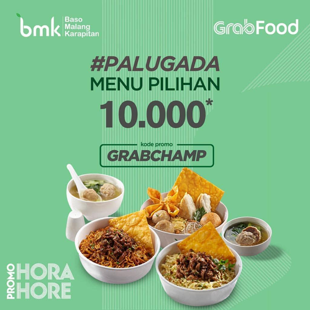 BASO MALANG KARAPITAN Promo SERBA CEBAN di Grabfood