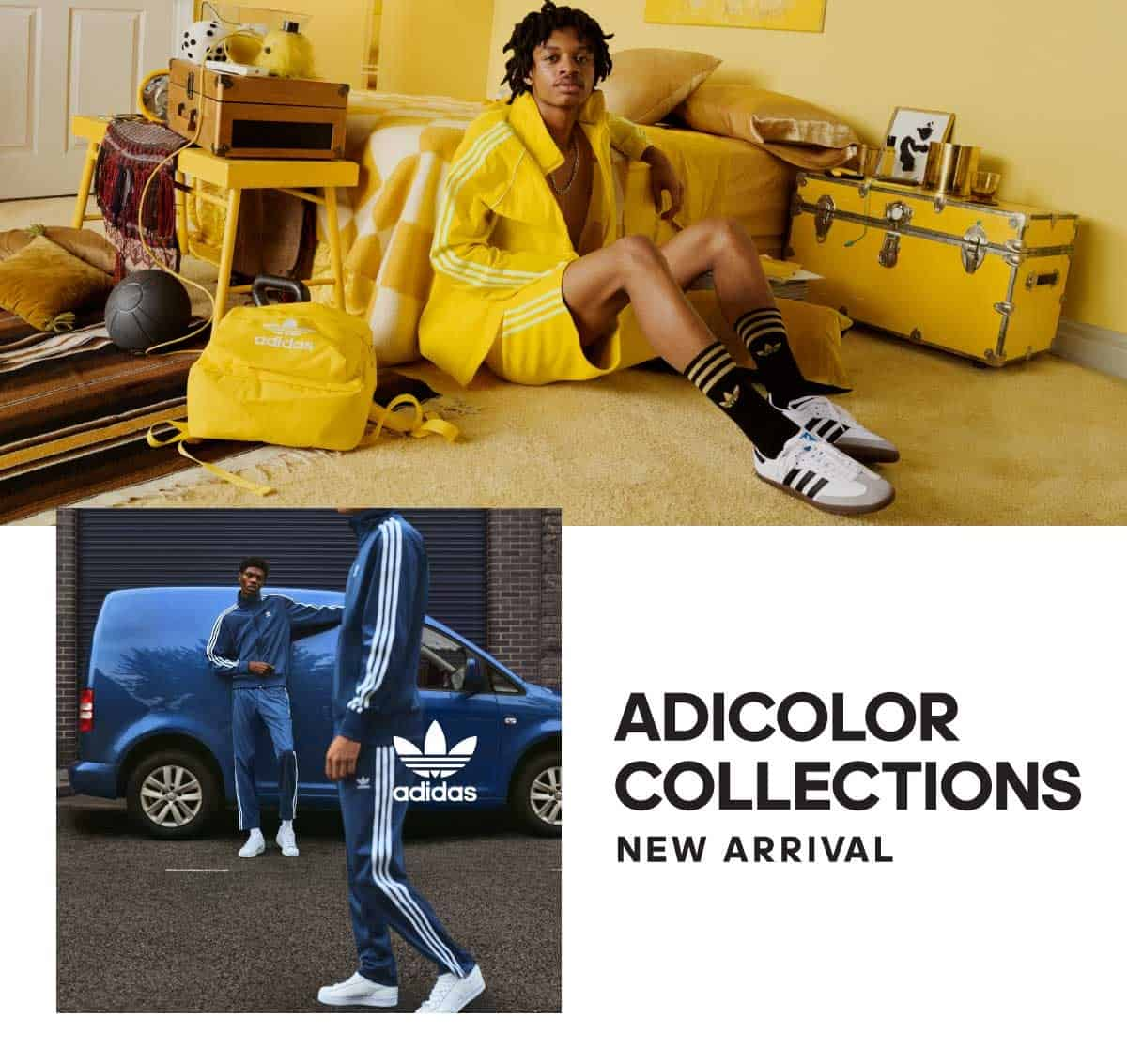 Promo Blibli Adidas Adicolor Collection