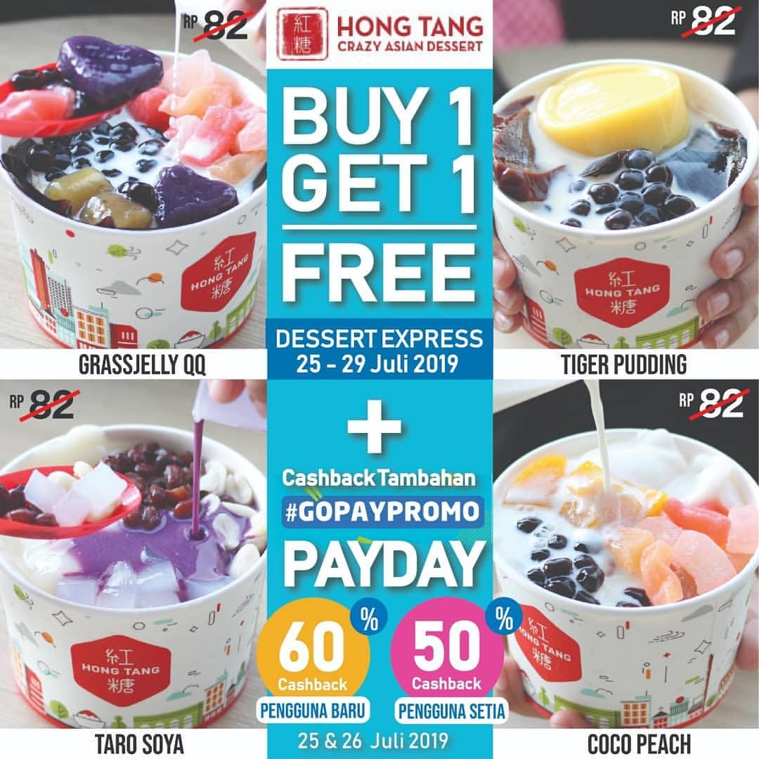 HONG TANG Promo BELI 1 GRATIS 1