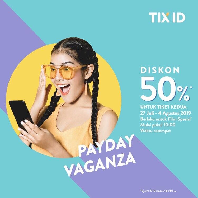 TIX ID Promo Hobbs & Shaw, Diskon 50%!