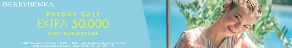 BERRYBENKA.COM Promo Payday Sale!