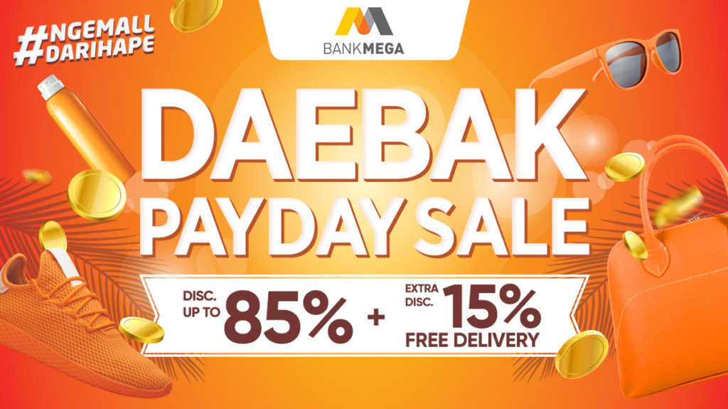 iLOTTE.COM Promo DAEBAK PAYDAY SALE! diskon up to 85%!