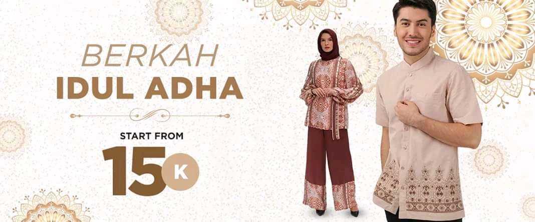 Promo JD.ID Spesial Idul Adha, Diskon Hingga 80%