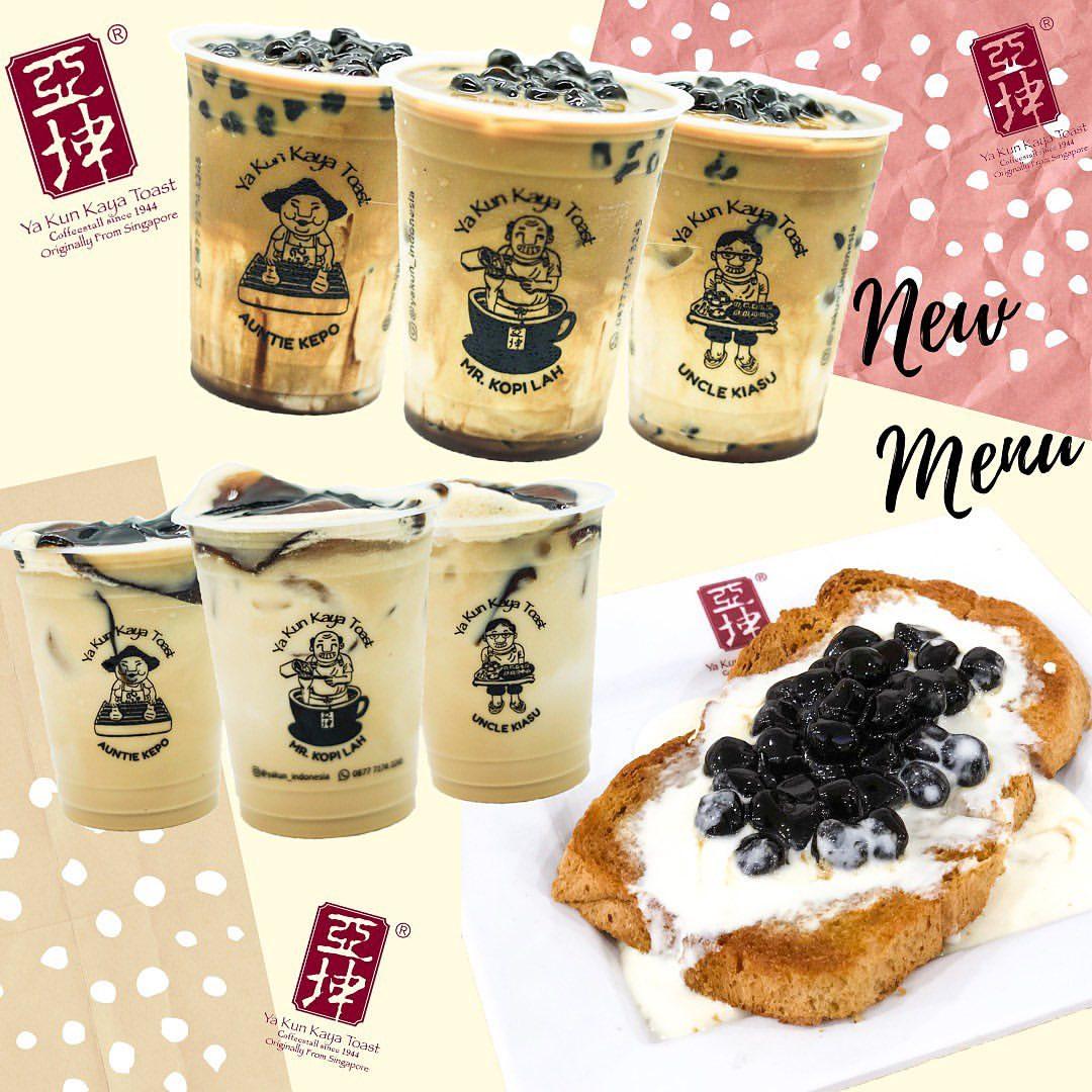 Diskon Ya Kun Kaya Toast Promo BUY 1 GET 1