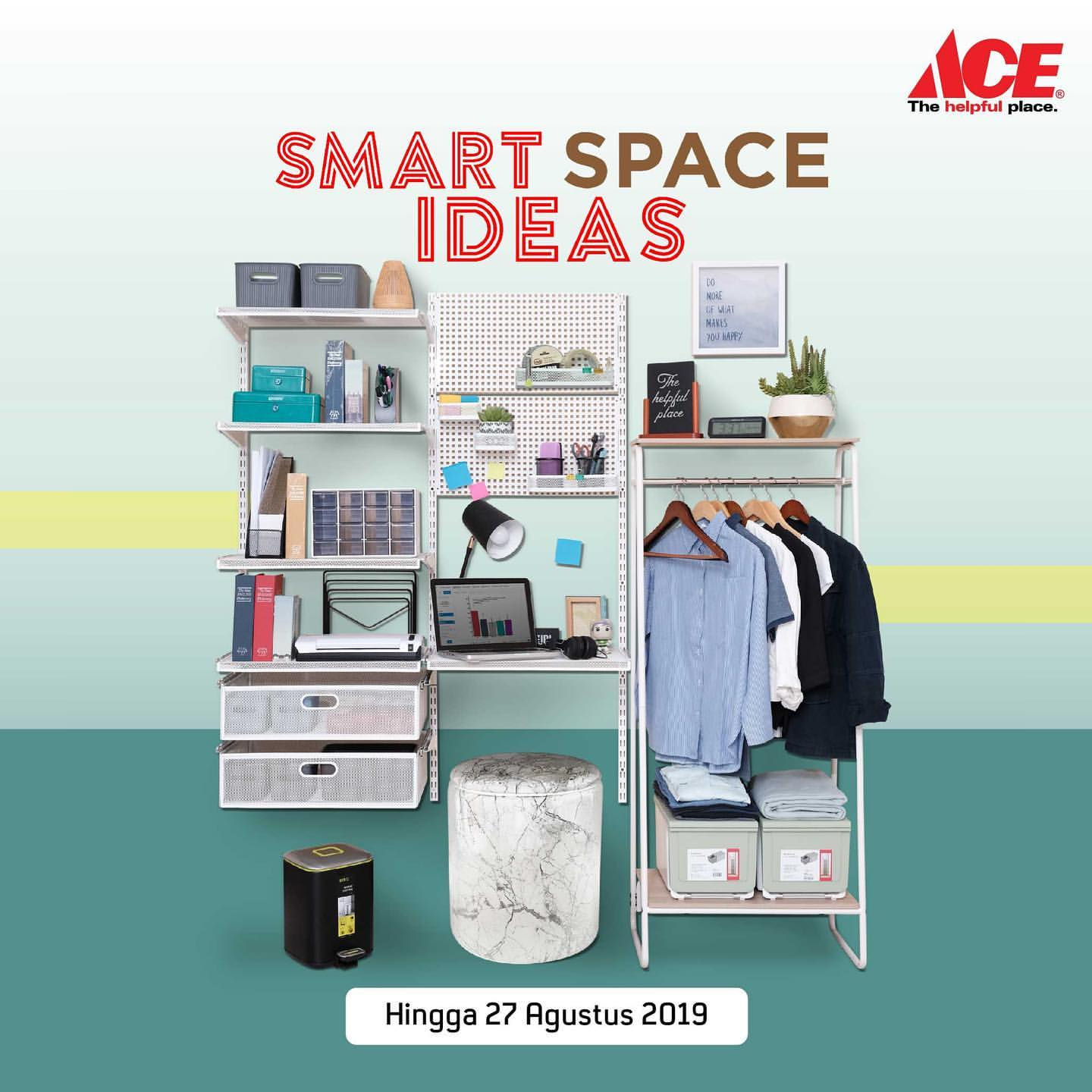 ACE Promo SMART SPACE IDEAS